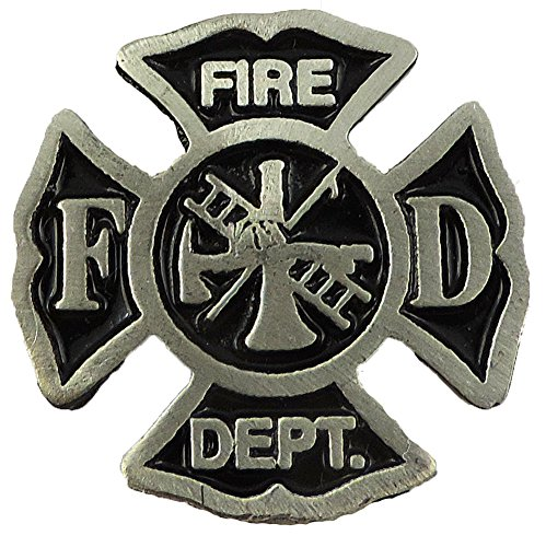 fire dept pin